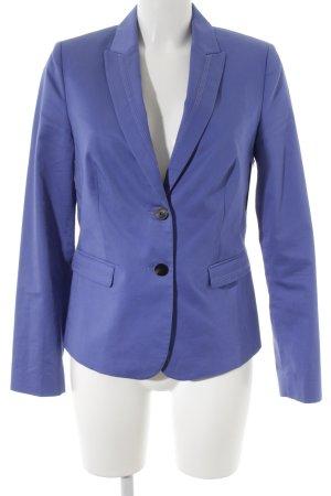 Esprit Long-Blazer kornblumenblau Casual-Look
