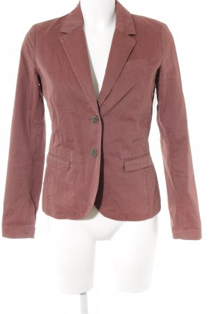 Esprit Long-Blazer rostrot Casual-Look