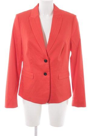 Esprit Long-Blazer rot extravaganter Stil