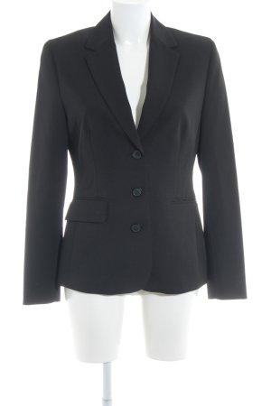 Esprit Long-Blazer schwarz Business-Look