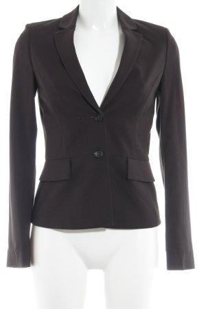 Esprit Long-Blazer schwarzbraun Business-Look