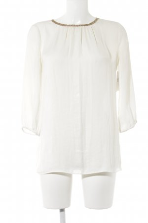Esprit Long-Bluse creme Casual-Look