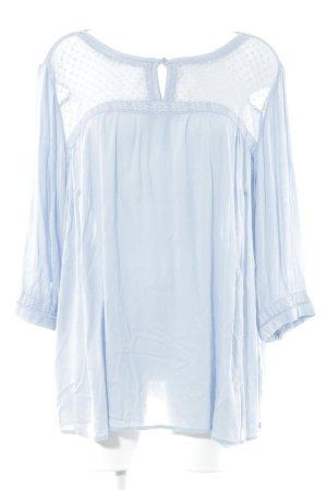 Esprit Camicetta lunga azzurro stile casual