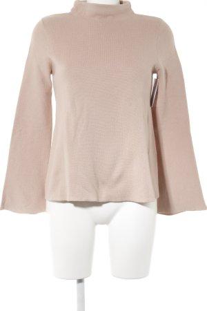 Esprit Jersey largo rosa empolvado look casual