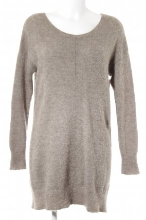 Esprit Long Sweater grey brown casual look
