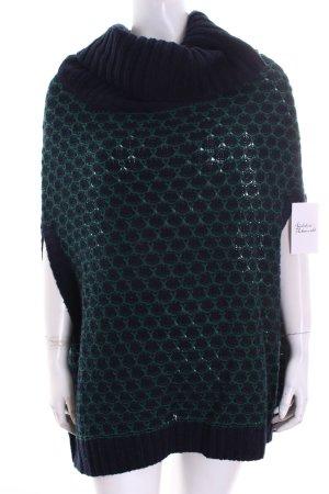 Esprit Longpullunder dunkelblau-grün Street-Fashion-Look