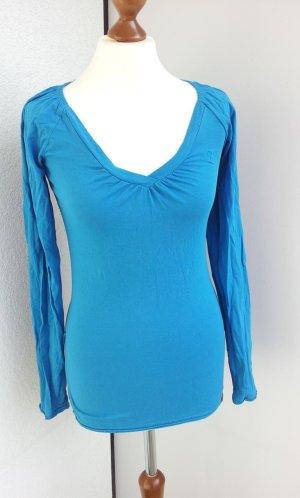 Esprit Lang shirt veelkleurig Katoen