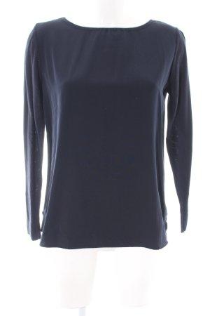 Esprit Longsleeve blau Casual-Look