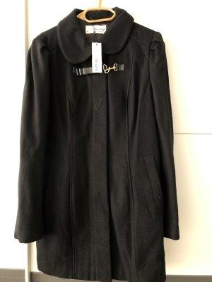 Esprit Winterjas zwart