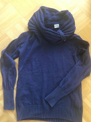 ESPRIT Marineblauer Pullover