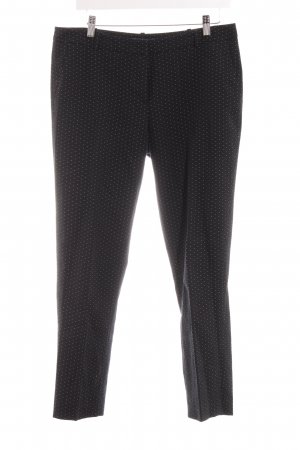 Esprit Marlene Trousers black spot pattern business style