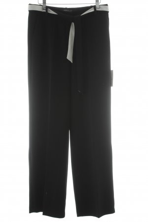 Esprit Marlene Trousers black-white elegant