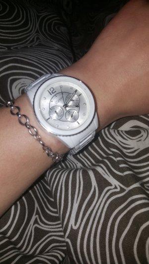 Esprit Marlin Spark Damen Armbanduhr weiß