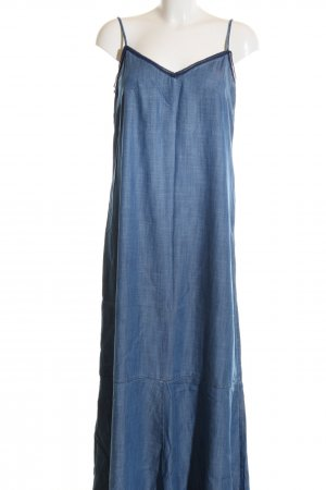 Esprit Maxikleid blau Casual-Look