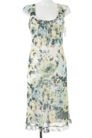 Esprit Robe longue motif floral style mode des rues