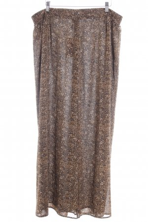 Esprit Maxi gonna Stampa leopardata stile casual