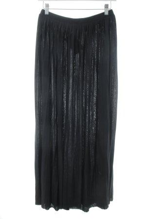 Esprit Jupe longue noir style décontracté