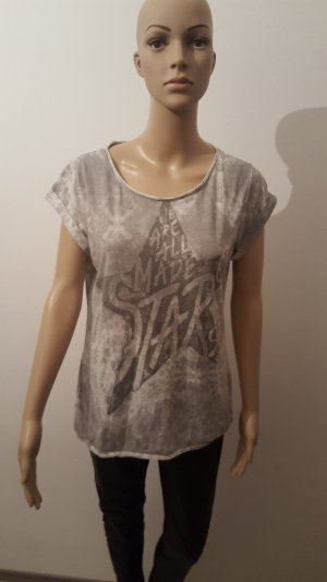 Esprit Camicia stile impero grigio-grigio chiaro