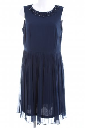 Esprit Midikleid blau Casual-Look