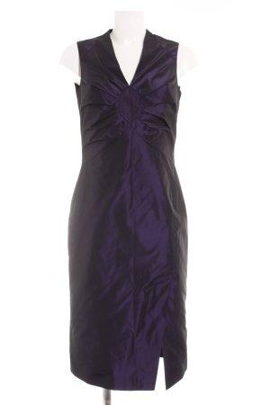 Esprit Midikleid braunviolett Elegant