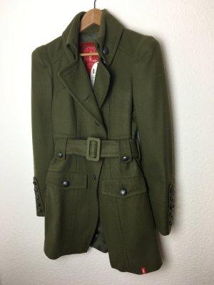 Esprit Military Mantel, khaki/grün, Gr. S, NEU