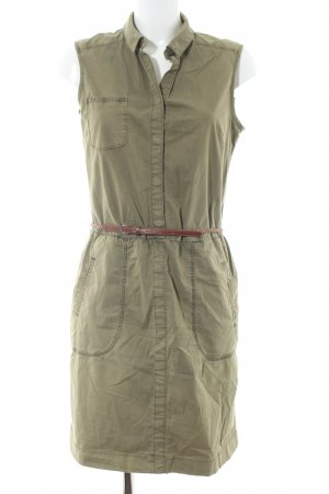 Esprit Minikleid khaki Business-Look