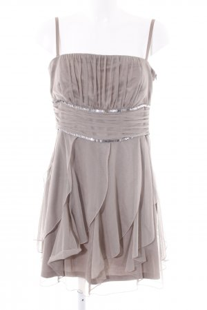 Esprit Mini vestido beige elegante