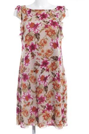 Esprit Minikleid florales Muster Casual-Look