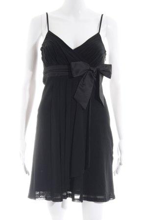 Esprit Minikleid schwarz klassischer Stil
