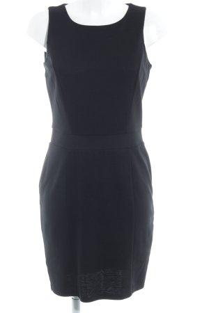 Esprit Minikleid schwarz Streifenmuster Business-Look