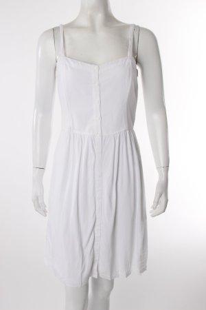 Esprit Minikleid weiß