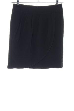 Esprit Mini rok zwart zakelijke stijl