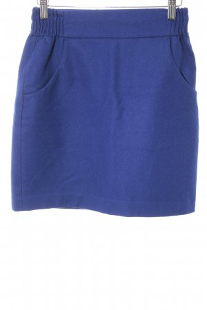 Esprit Mini-jupe bleu style décontracté