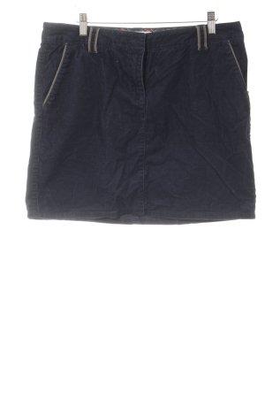 Esprit Minirock dunkelblau schlichter Stil