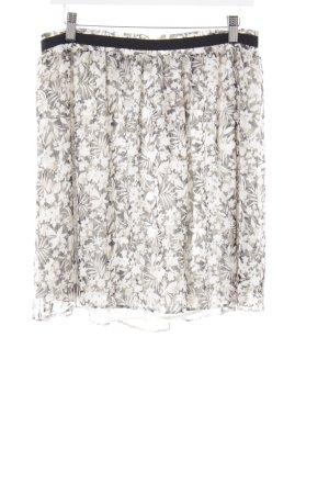 Esprit Minirock florales Muster Romantik-Look
