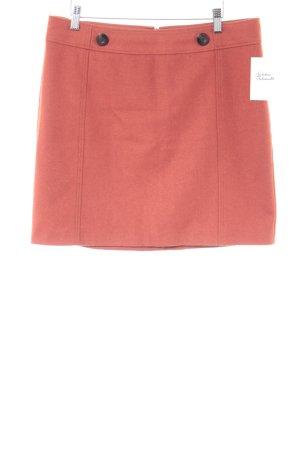 Esprit Minirock orange extravaganter Stil