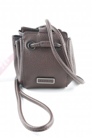 Esprit Mini sac brun foncé Look de plage