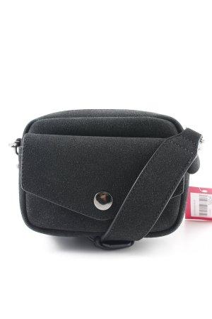 Esprit Mini sac noir Look de motard