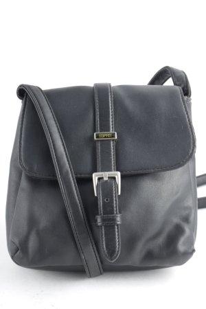 Esprit Mini sac noir style d'affaires
