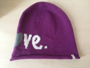 Esprit Knitted Hat violet