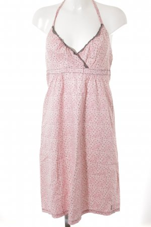 Esprit Halter Dress flower pattern casual look