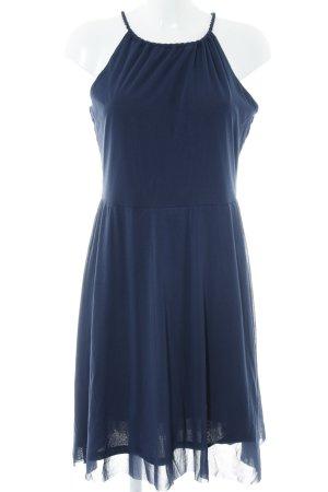 Esprit Neckholderkleid dunkelblau Elegant
