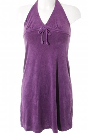Esprit Halter Dress lilac beach look