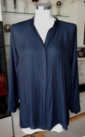 ESPRIT NEU Oversized Hemdbluse Tunika Long-Bluse Blusenhemd 32-36 NP. 59,99€