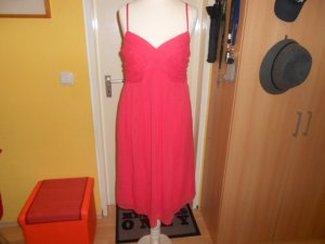 Esprit Robe chiffon rouge clair polyester