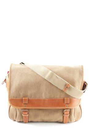 Esprit Laptop bag light brown-cognac-coloured business style