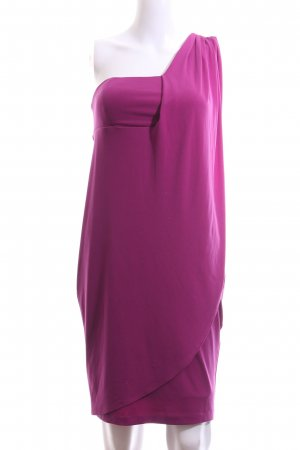 Esprit One Shoulder Dress pink elegant