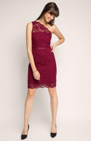 Esprit One Shoulder Kleid aus Spitze - ungetragen