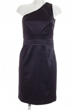 Esprit One-Shoulder-Kleid blauviolett Elegant