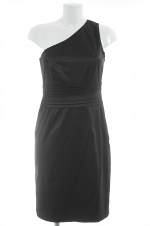 Esprit One-Shoulder-Kleid schwarz Party-Look